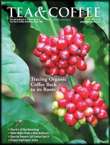 Tea & Coffee May 2015: SCAA Review