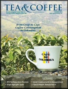Tea & Coffee: Aug 2014 Colombia Part 1 p. 20 Robusta p. 44