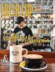 Fresh Cup Dec 2016 Industry Pros Gather at MANE