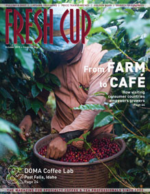 Fresh Cup Oct 2016: Direct Trade, A Two-Way Street