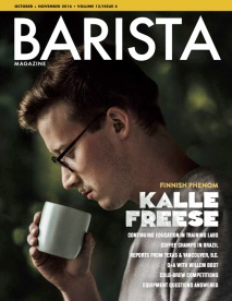 Barista Oct/Nov 2016 Continuing Education: Training Labs