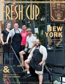 Fresh Cup 2016 New York's Own Coffee