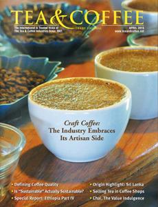 Tea & Coffee 2015: Craft Coffee