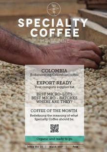 Specialty Coffee Magazine Feb: Rediscovering Colombian Coffee